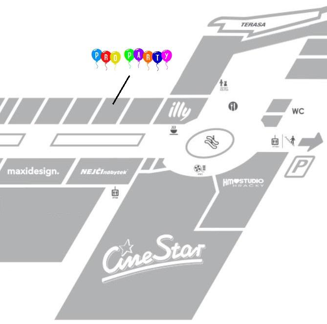 CO mapa
