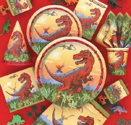 Dinosaurus narozeninová party