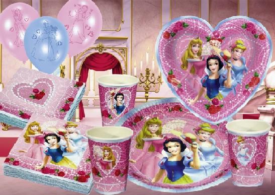 Disney Princezny narozeninová party