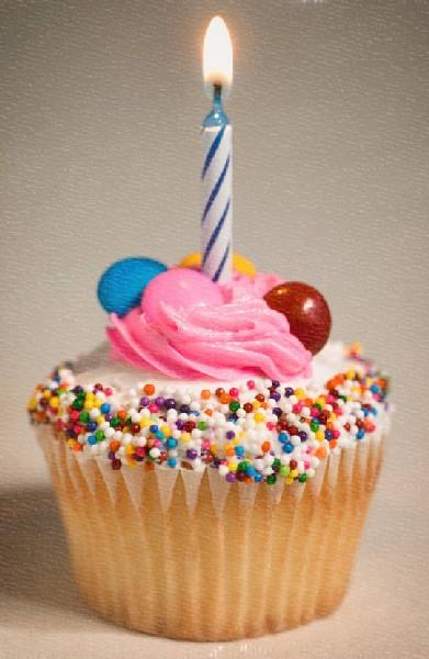 První narozeniny