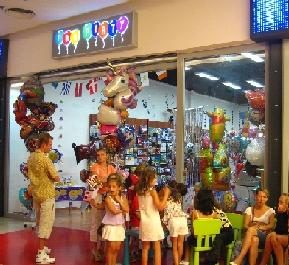 Hurá na prázdniny, Galerie Butovice, 27.6.2008