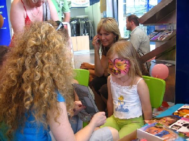 Dětský den 2008, Galerie Butovice