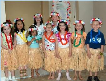 Havajská Párty