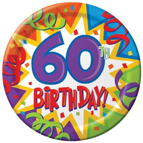 Clip Art 60th Birthday Free