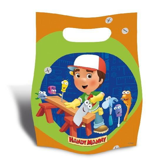 Handy Manny – Handy Manny Party Invitations