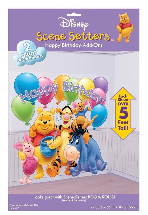 Winnie The Pooh Scene Add On