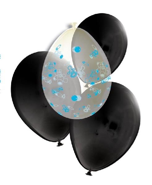 Narození dítěte návrh, Dárkové Balení v Balonku