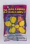 Modelovací balónky