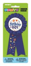 BIRTHDAY BOY badge
